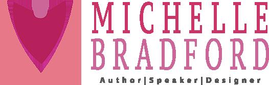 Michelle Bradford Retina Logo